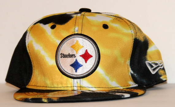NFL Pittsburg Steelers New Era Hat OSFM