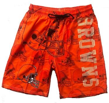 New NFL Browns Men's Sport Shorts 2XL