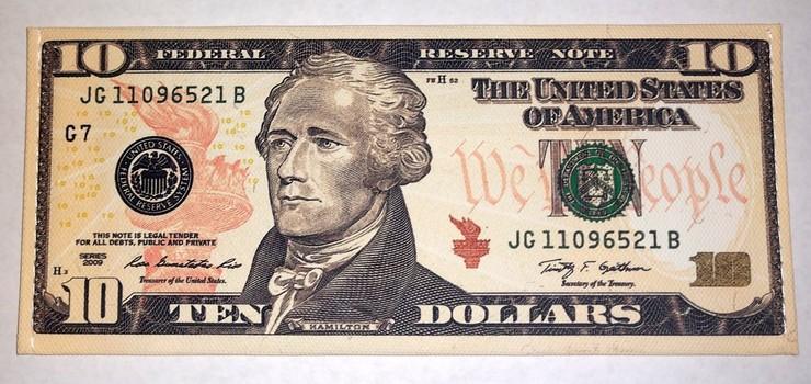 Unisex Billfold Wallets (American $10.00)
