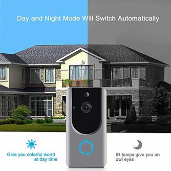 New Smart Wireless WiFi Video Doorbell HD