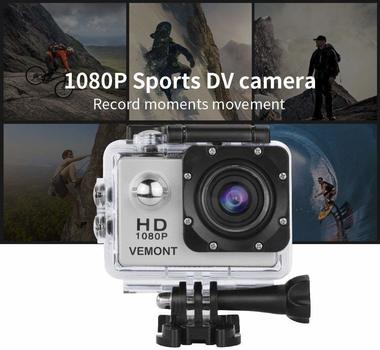 New Action Sports Camera Full HD