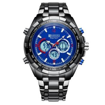 New Barkers of Kensington Aero Sport Watch, Retail $725.00