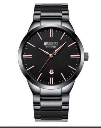 NEW Barkers Of Kensington Entourage Luxury Men's Watch Retail $730.00
