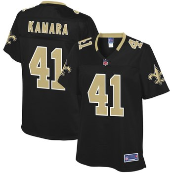 New Nike Men's Home Game Jersey New Orleans Saints Alvin Kamara Size 3X-Large