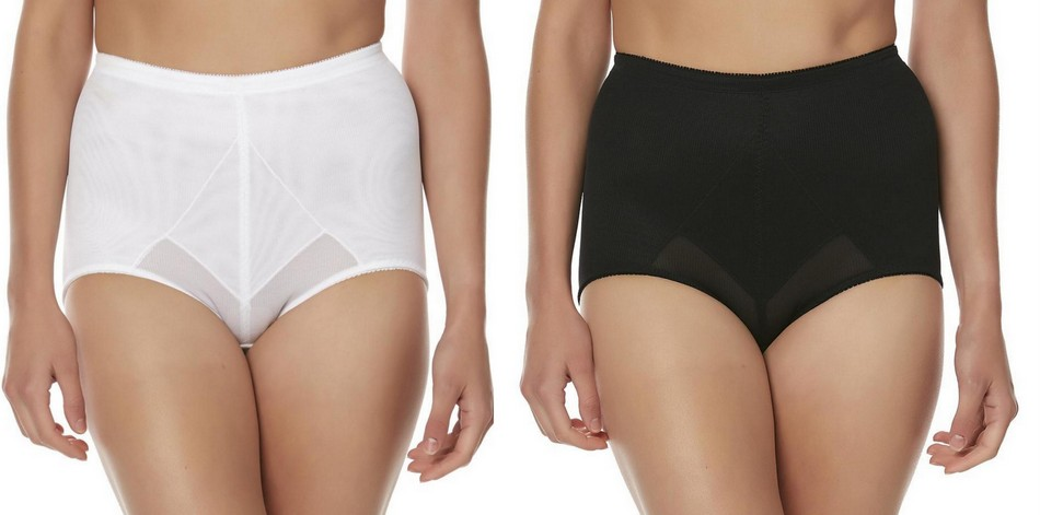 f1aaba554dc7f New Set Of 2 Fundamentals Women s Shapewear Brief From Sears