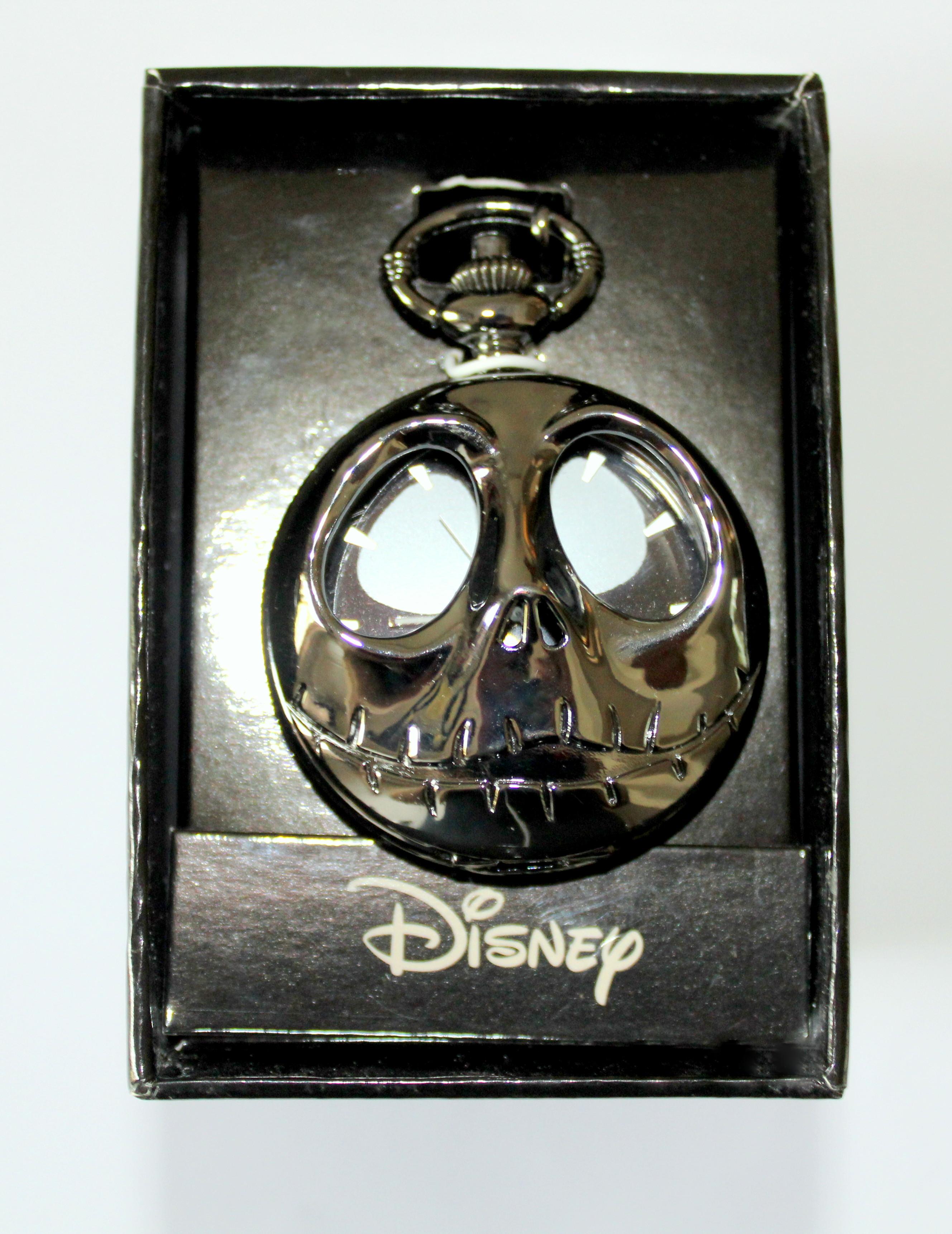 Disney Classic Accutime Nightmare Before Christmas Jack Skellington ...