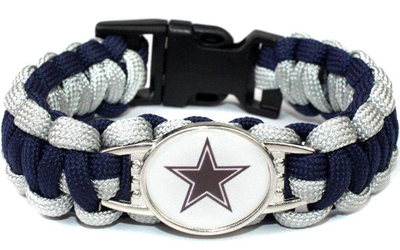 New Nfl Dallas Cowboys Bracelet Uni