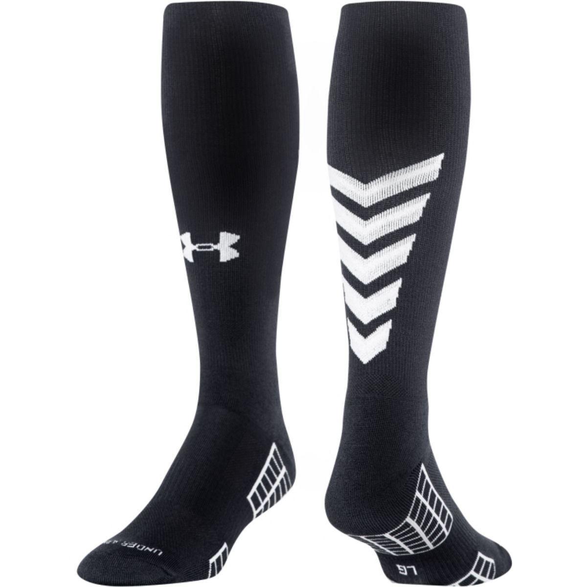 34c9c6a4d71b Image 1 of 3. Under Armour Striker OTC Soccer Socks ...