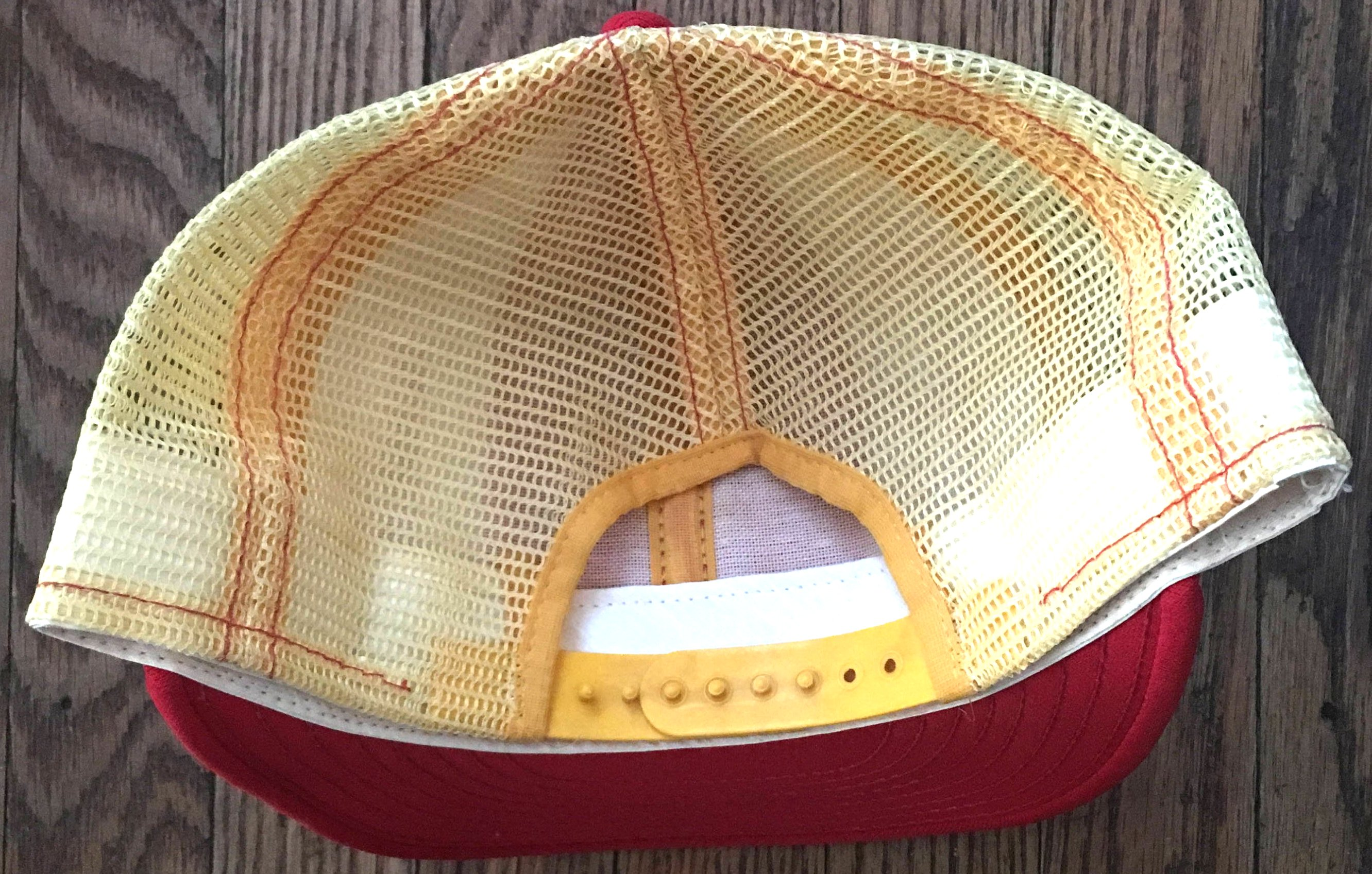 215413fc7 NFL Vintage San Francisco 49ers Super Bowl XIX Snap Back Hat ...