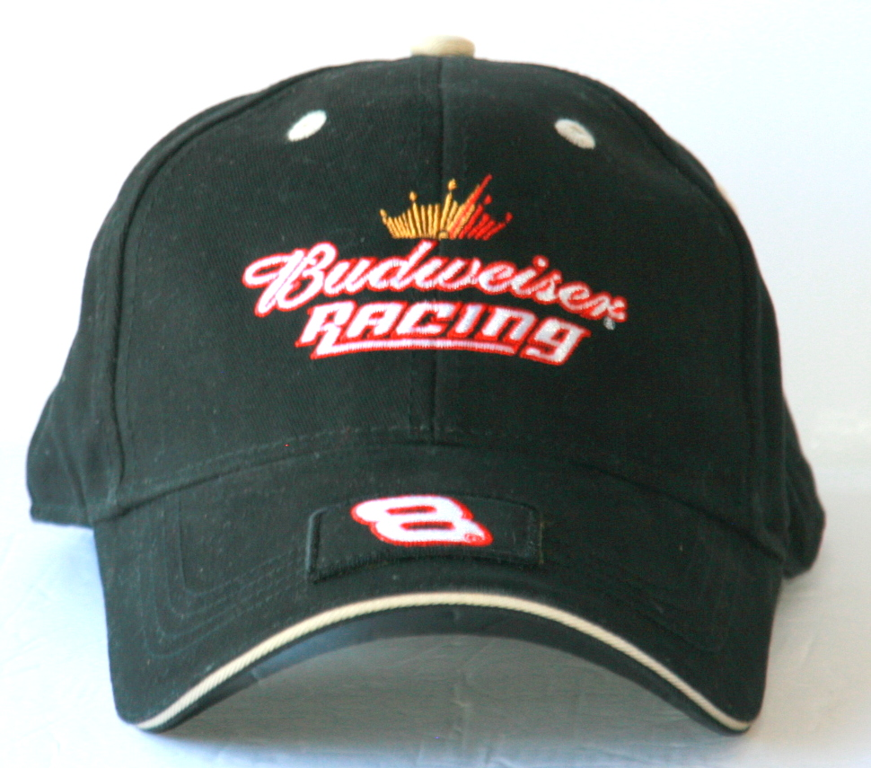 e363d61d3f2 Dale Earnhardt Jr  8 Nascar Budweiser Racing Winners Circle Hat Size  One  Size Fits Most Materials  100% Cotton