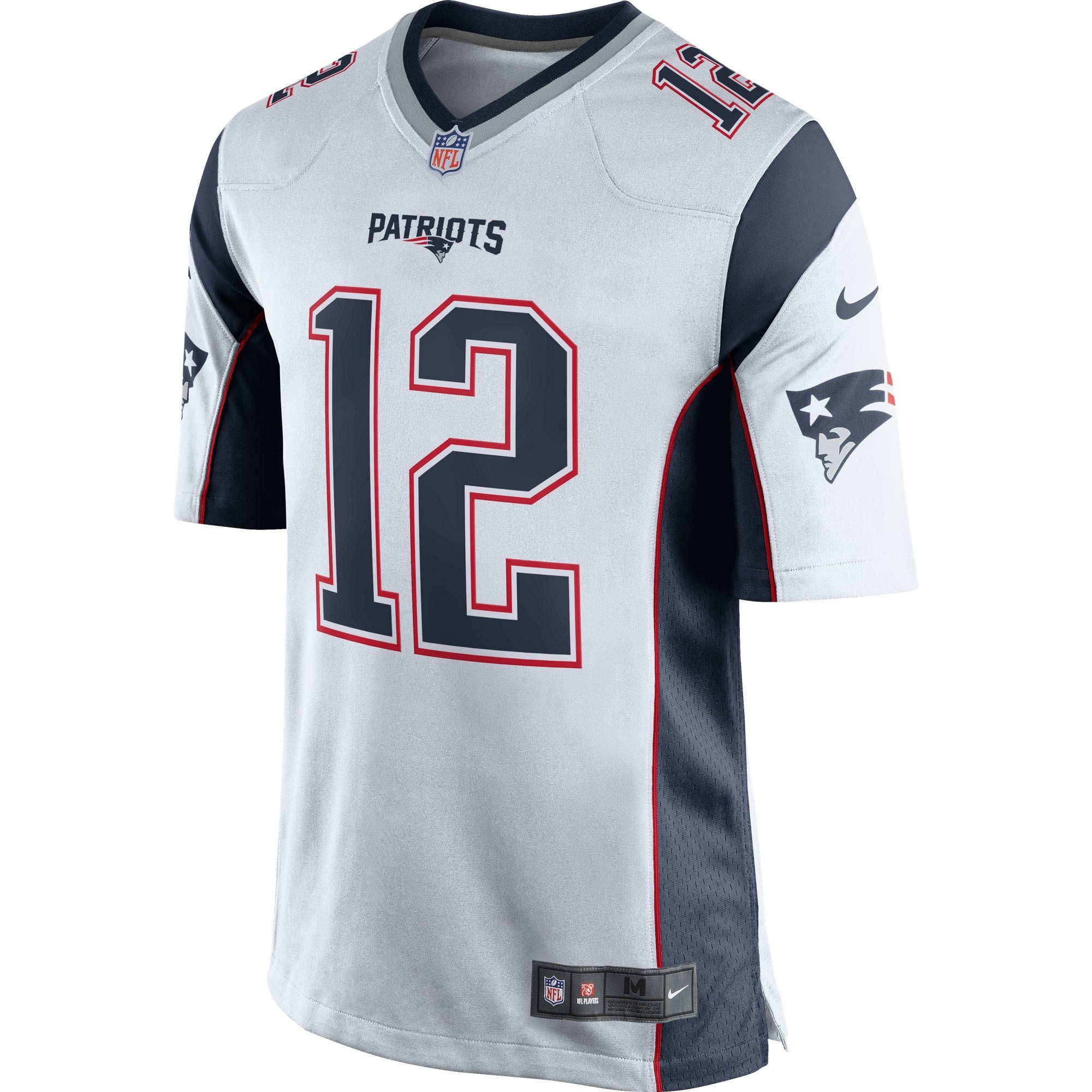 6078bc6da2d NFL Tom Brady New England Patriots Nike On Field Jersey Size 3X-Large