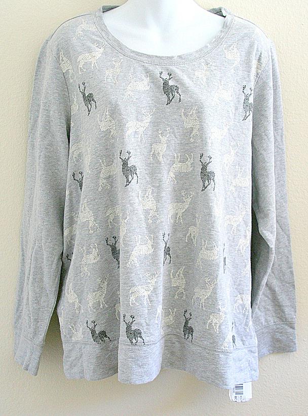 cfc669b7e7789 New Style   Co Sport The Essential Sweatshirt Women s Sweater Size ...