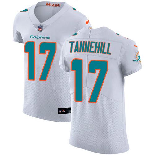 meet 7bc52 7b778 NFL Ryan Tannehill Dolphins Men's Jersey Size Large ...