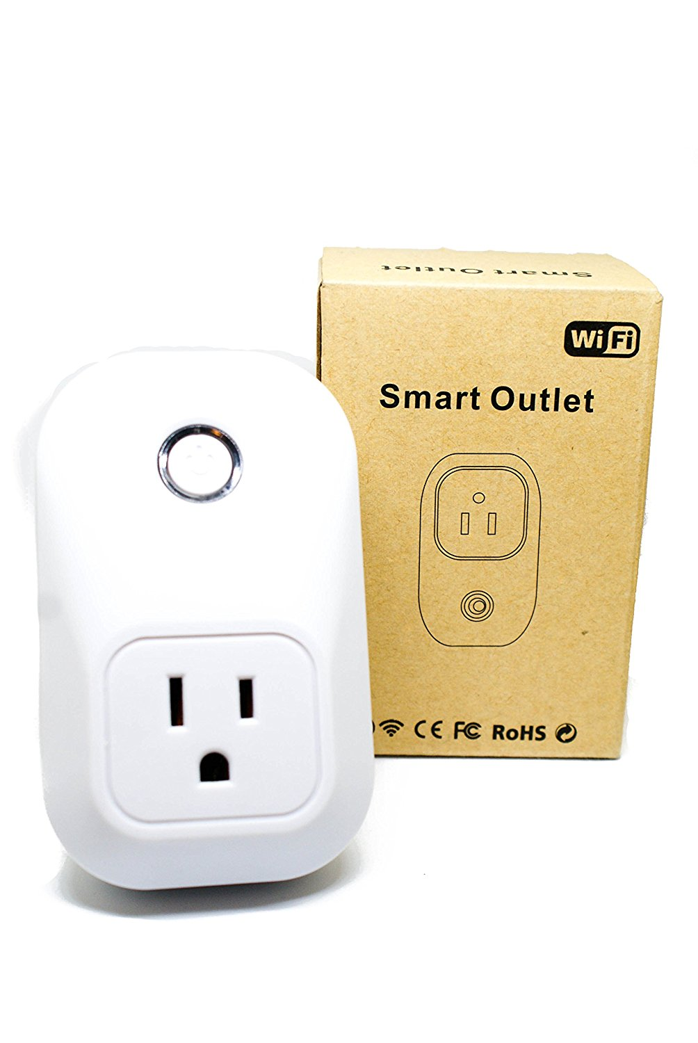 Wifi Smart Plug Outlet-Control from Anywhere | Property Room