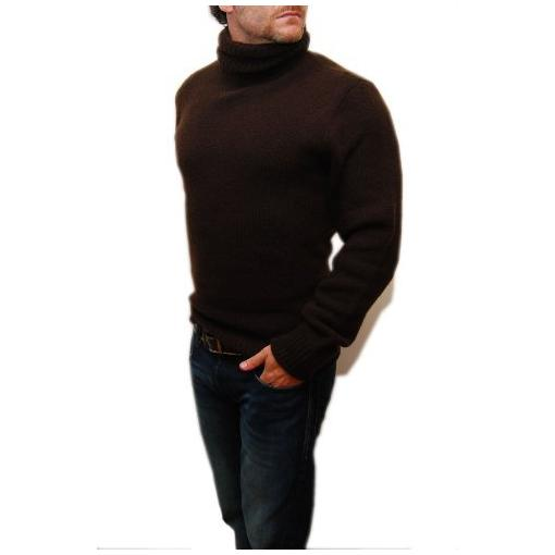 New Ferre Made In Italy Mens Turtleneck Size X Large Property Room