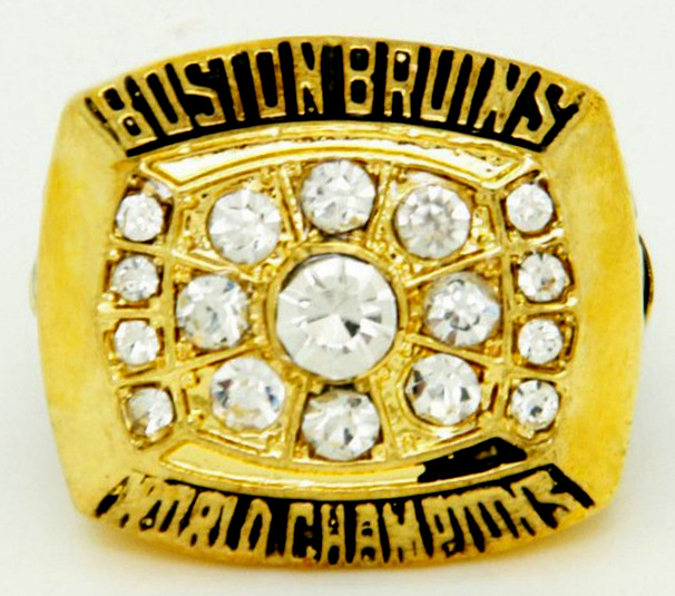 Bobby Orr Boston Bruins 1972 Stanley Cup Champs Replica