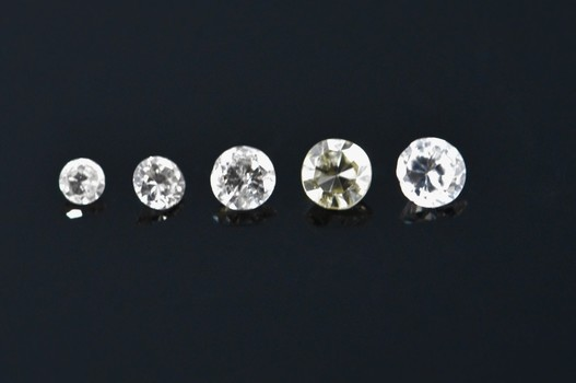 1.03 CTW Natural Cut Wholesale Parcel Melee Loose Diamond Lot - NO RESERVE