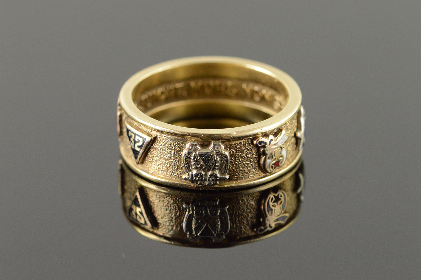 Gold Ring For Mens Price