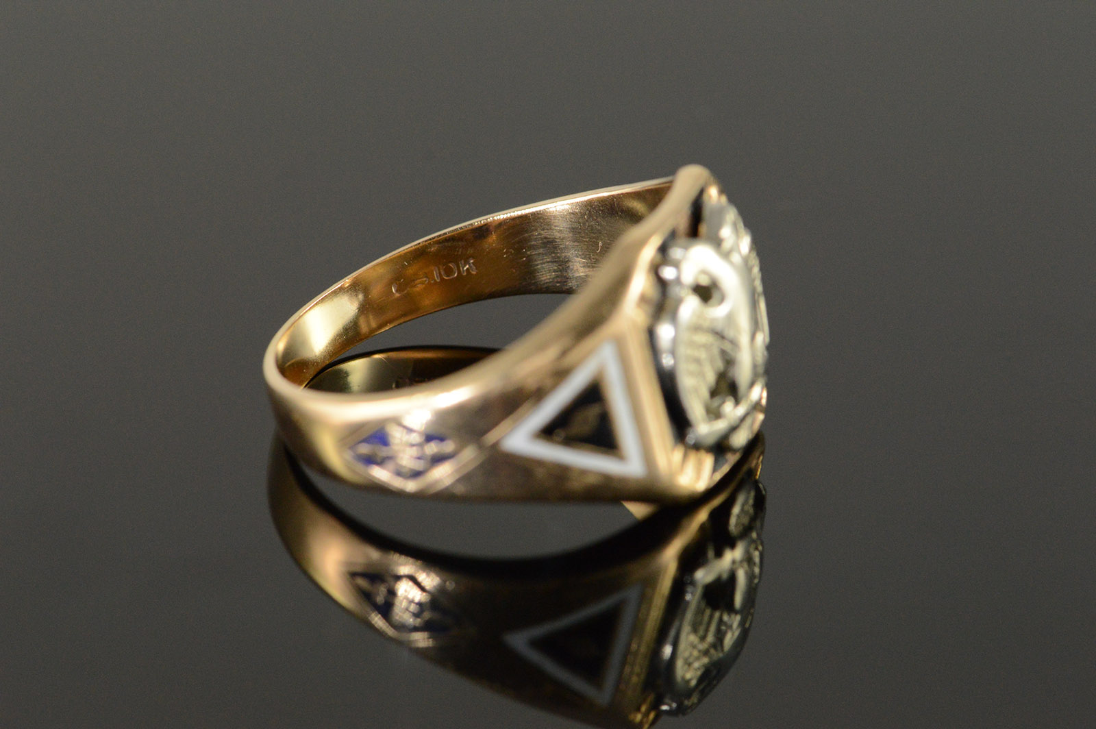 Gold Diamond Rings For Mens