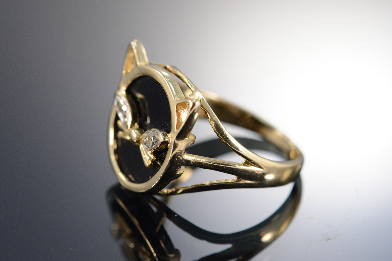 Supplies Gold Ring