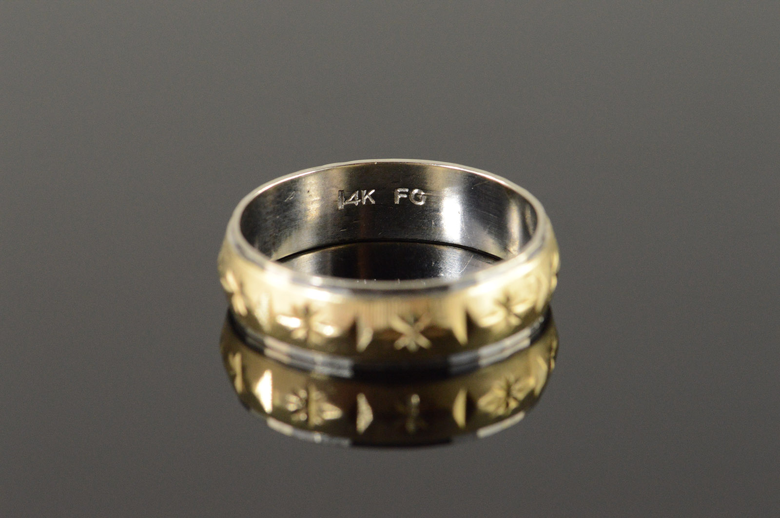 Silver  Outside Ring