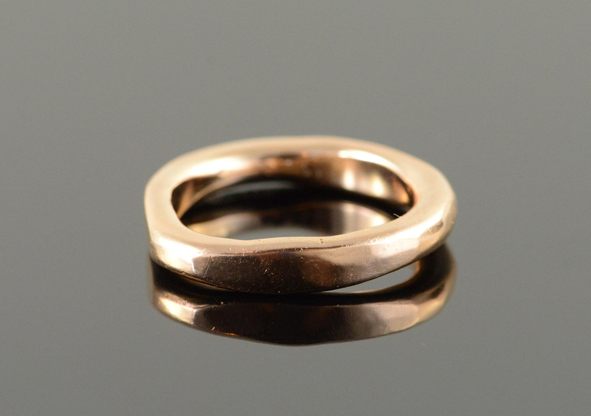 Image 1 Of 4 14k 6g Abstract Artisan Wedding Band: Artisan Wedding Rings And Bands At Websimilar.org