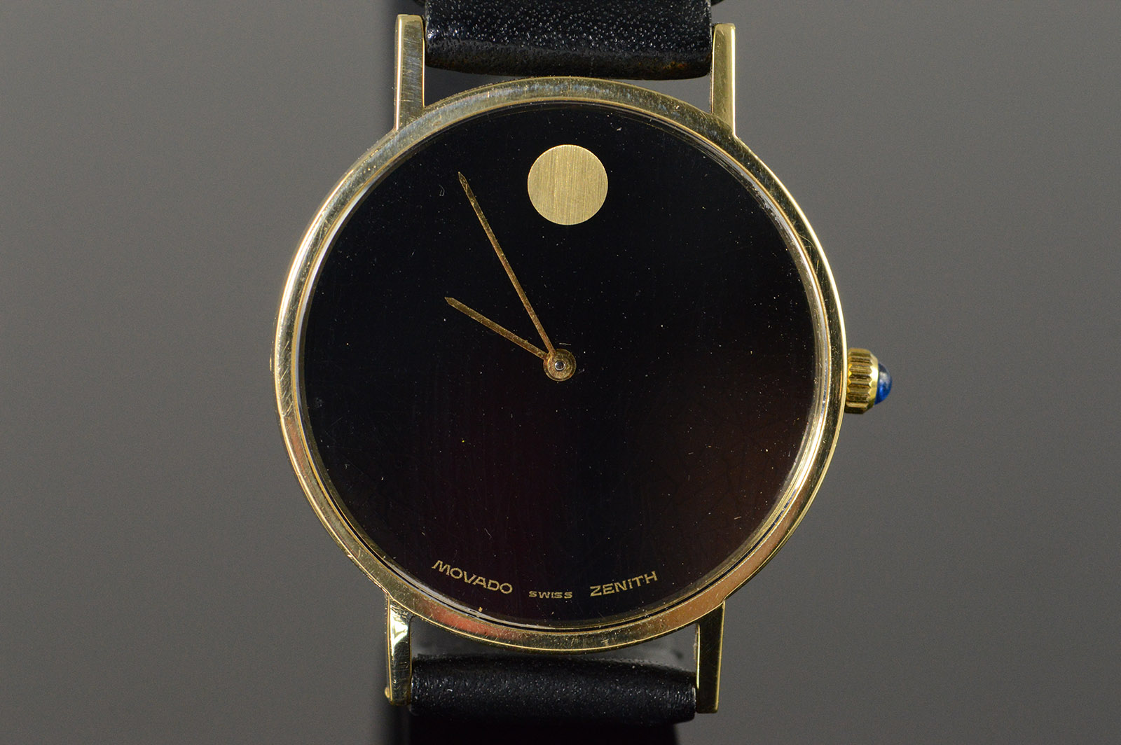 Museum 30mm Face Movado Zenith Movement 36 2190 305