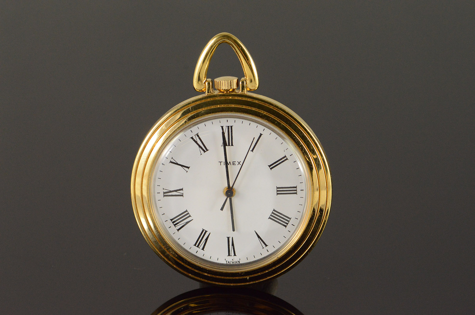 Timex 40mm Mechanical Pocket Watch | Property Room