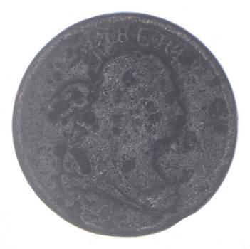1/2c - HALF CENT - 1802 - Draped Bust United States - Half Cent