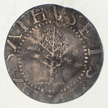 1652 Colonial New England Pine Tree Shilling