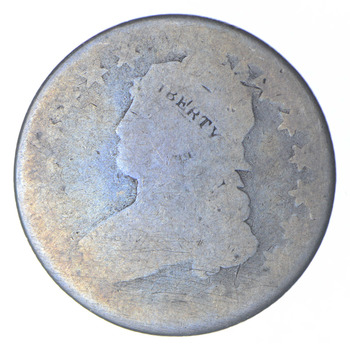 1818 Capped Bust Quarter - Circulated