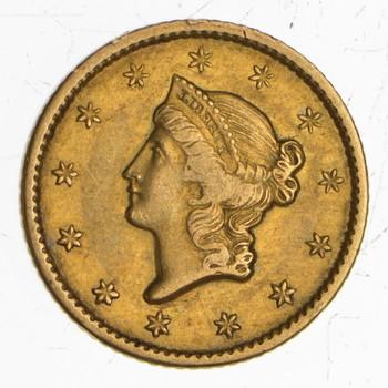 1849 Liberty Head Gold Dollar