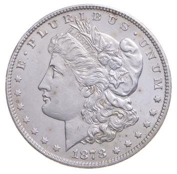 1878 Morgan Silver Dollar - 7/8 TF