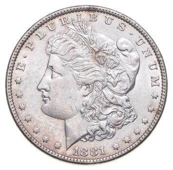 1881-O Morgan Silver Dollar - Charles Coin Collection