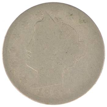 1891 Liberty V Nickel - Over 120 Years Old!