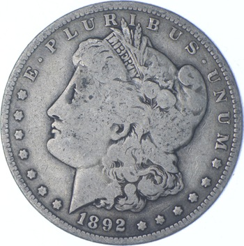 1892-O Morgan Dollar Charles Coin Collection