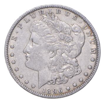 1896 Morgan Silver Dollar - US Coin