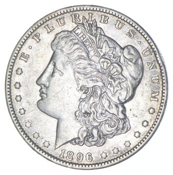 1896-O Morgan Silver Dollar - Charles Coin Collection