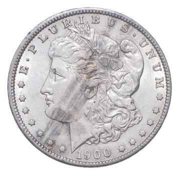 1900 Morgan Silver Dollar - US Coin
