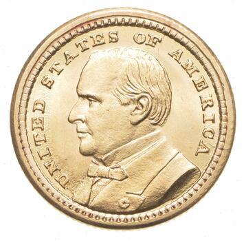 1903 $1.00 Louisiana Purchase McKinley Gold Dollar