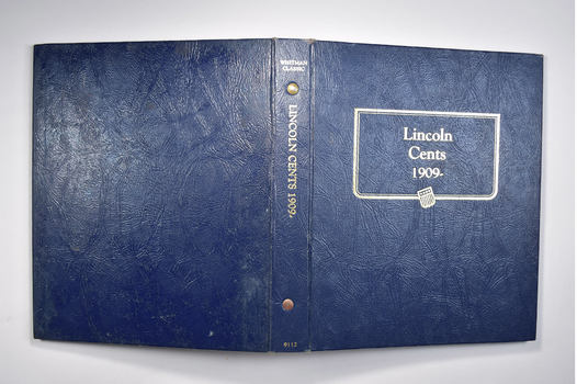 1909-1983 w/ BU Lincoln Wheat Cent Collection Set Album Lot