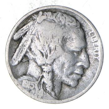 1915 Buffalo Indian Head Nickel - Early Date