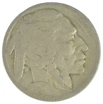 1917 Philadelphia Minted Buffalo Nickel