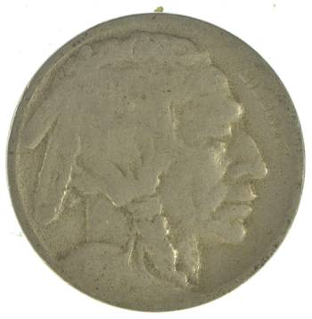 1918 Buffalo Indian Head Nickel - Phildelphia Minted