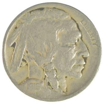 1919 Buffalo Nickel - Philadelphia Minted