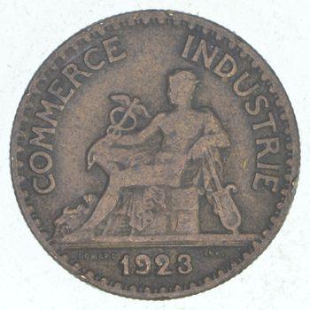 1923 France 50 Centimes