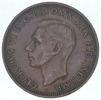 1943 Australia 1 Penny