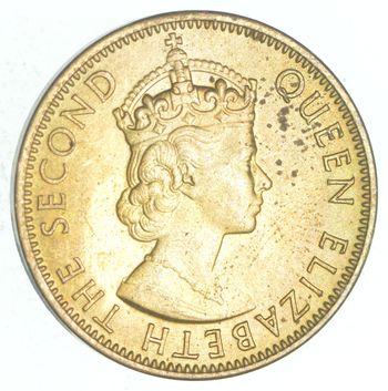 1964 Jamaica 1/2 Penny