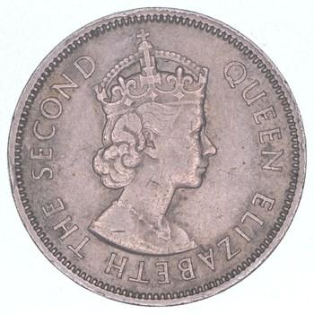 1966 Hong Kong 50 Cents