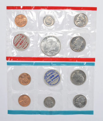 1968 United States Mint Uncirculated Coin Sets